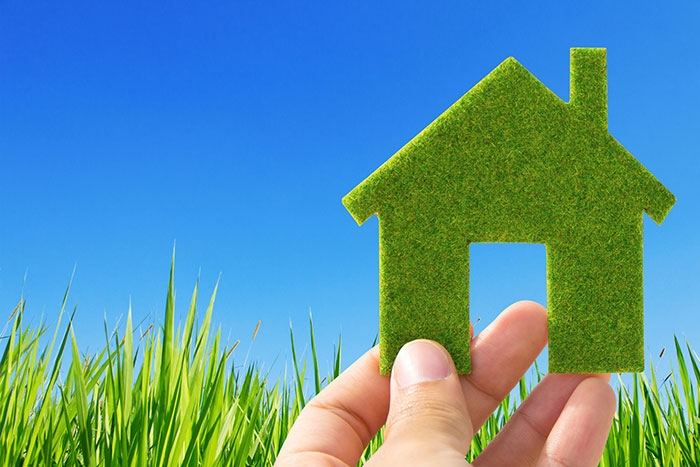Reduce Your Carbon Footprint: Begin With your Homes - Go Green