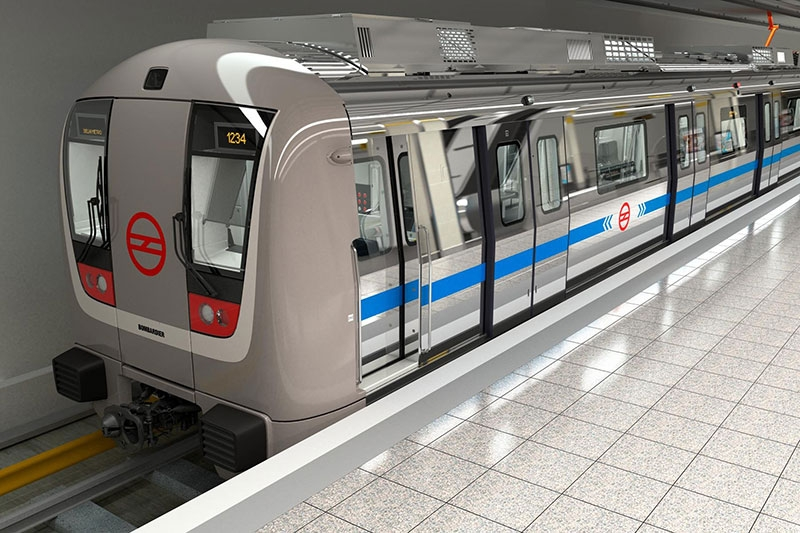 Chennai Metro Line To Begin By Year-End