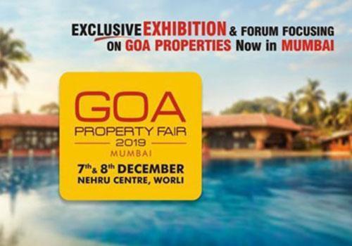 Goa Property Fair 2019 Mumbai - Goa Property Show