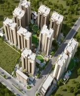3 BHK Flat for Sale of 1441 Sq.ft in The Garden City By Robin Gangawane