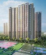 2.5 BHK Flat for Sale at 1400 Sq.ft in Marina Skies By Robin Gangawane