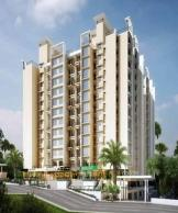 1.5 BHK Flat for Sale of Carpet 495 Sq.ft in Amit Colori By Robin Gangawane