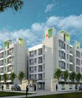 3 BHK Flat for Sale of 1640 Sq.ft in Sterling Pointe By Pratik
