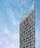 3 BHK Flats for Sale at 1853 Sq.ft in Sunteck Signia Waterfront By Manav