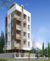 2 BHK Flat for Sale at 745 Sq.ft in Himalaya Heights By Robin Gangawane