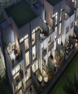 5 BR Villas for Sale at 2453 Sq.ft in Mega Villas at AKOYA Oxygen By John Borde