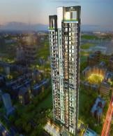 3 BHK Flat for Sale of 2572 Sq.ft in One Aquaria By Allwyn Borde