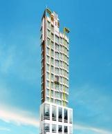 1 BHK Flats for Sale at 490 Sq.ft in Surya Gokul Mayurpankh By Tejas Jhaveri