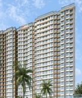 2 BHK Flat for Rent of Carpet 800 Sq.ft in Raheja Ridgewood by Mohan