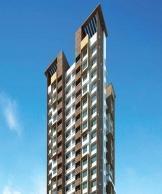 3 BHK Flat for Sale of 1260 Sq.ft in NL Himalaya Dahisar East Mumbai by Pratik