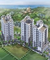 2 BHK Flats for Sale at 945 Sq.ft in Shri Sea Woods Residency By Robin Gangawane