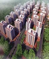 3 BHK Flat for Sale of 1124 Sq.ft in Ved Shakti Township By Realspace