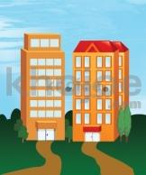 3 BHK Flat for Sale of 1650 Sq.ft. in Urban Young - Sector 22D By John Borde