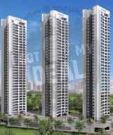 2.5 BHK Flat for Rent of 1305 Sq.ft in Rustomjee Elanza by Shridhar