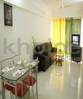 2 BHK Flat for Rent of 1000 Sq.ft in Raheja Classique by Anand
