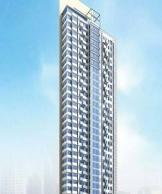 3 BHK Flat for Rent of Built-up Carpet 1250 Sq.ft Sq.ft in Sheth Grandeur Tower Borivali East Mumbai by Anand