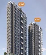 2 BHK Flats for Sale at Carpet 581 Sq.ft in Kabra Metro One By Anand Pawar