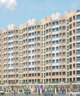 3 BHK Flat for Rent at 1200 Sq.ft. in Bhoomi Enclave By Realspace