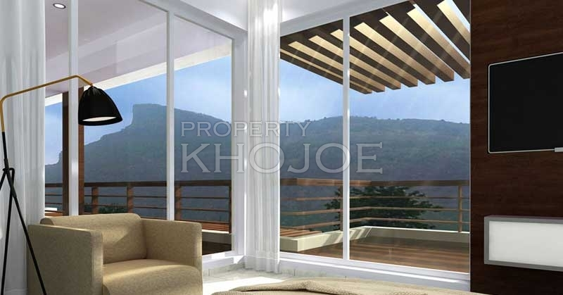 1 Khandala Valley  - Living Area