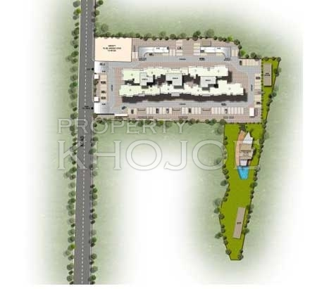 Raheja Ringroad - Layout Plan