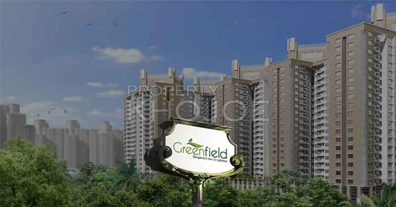 Shriram Greenfield Bangalore