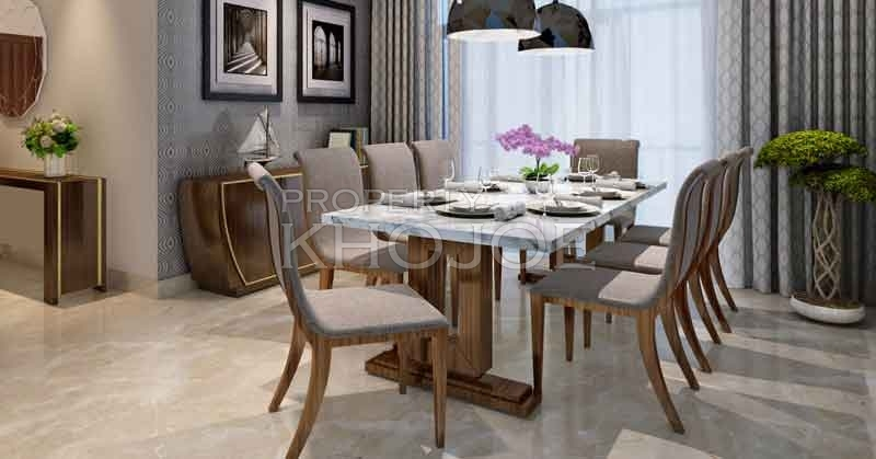New Modern F Crown  - Dining Table