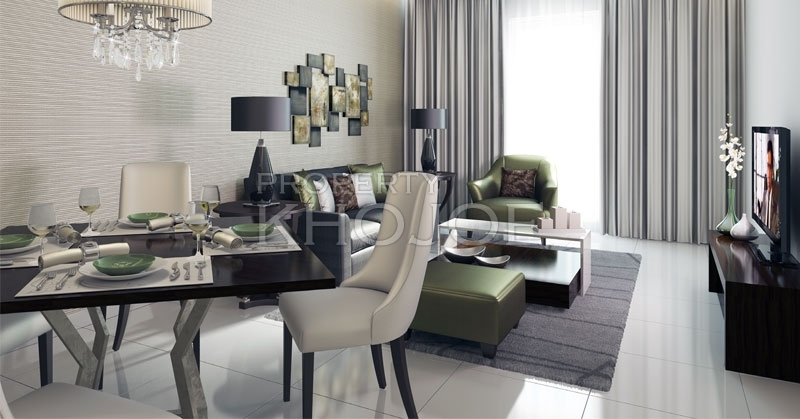 Damac Tower 108 - Dining  Table