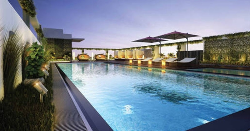 Godrej Elite Townhomes  - swimming pool