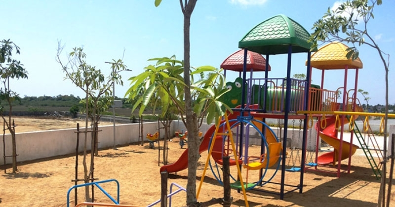 Purva Swanlake  - Playing  Area