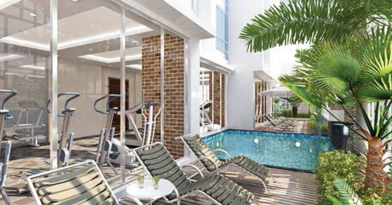 LEVEL - The Residences  - Swimming  Pool