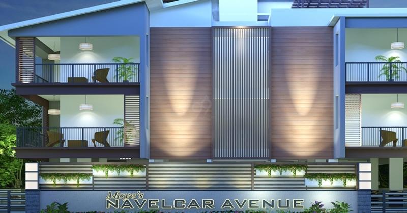 Moyes Navelcar Avenue